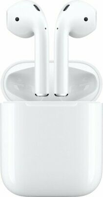 Apple AirPods 2nd Generation with Wired Charging Case Latest Model Brand New