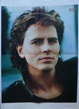 John Taylor Duran Duran Tone Norum POSTER Swedish Sweden 1980s