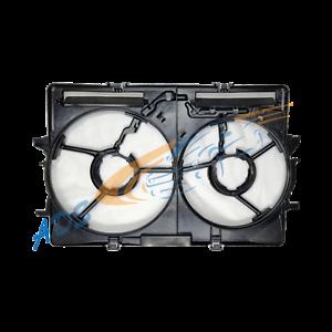 AUDI-Q3-2011-Ventilador-Del-Radiador-Soporte-Funda-de-enfriamiento-8K0121207A