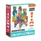 Design Patterns Constructibles Hewitt Cooper Mudpuppy Press 9780735348004