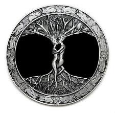 The Tree Of Life Belt Buckle Artistic Design Authentic Bergamot Fine Art Foundry