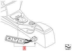 Body & Trim BMW Genuine Switch Body
