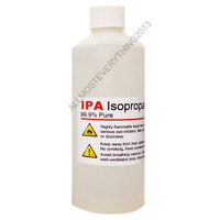 100ML BOTTLE OF CLEANING SOLUTION ISOPROPANOL IPA ISOPROPYL ALCOHOL 99.9% PURE