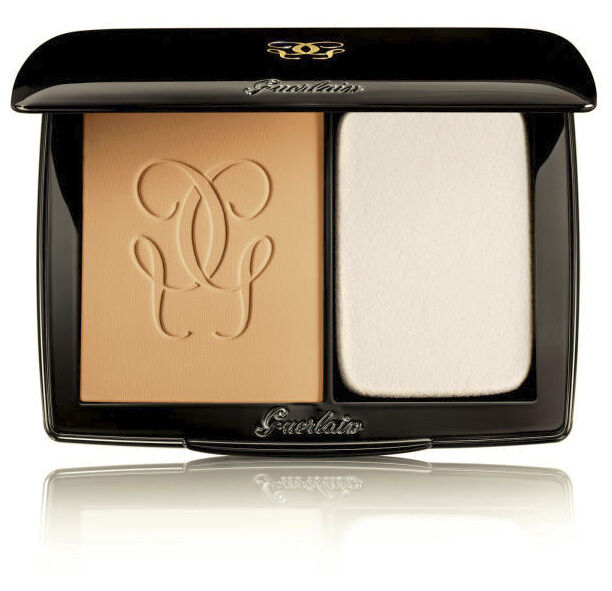 GUERLAIN NUDE POWDER FOUNDATION COLOUR NO. 13 NATURAL ROSY RRP $93.00
