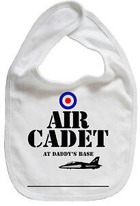 GRACIOSO-BABERO-034-Aereo-CADETE-en-de-Daddy-Base-034-Alimentacion-Nino-Nina-RAF-avion