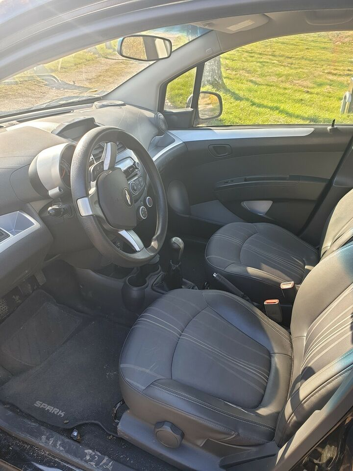 Chevrolet Spark, 1,0 LA, Benzin