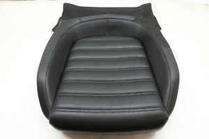 2013-VW-CC-FRONT-RIGHT-LOWER-SEAT-CUSHION-BLACK-OEM-09-10-11-12-13-14-15-16-17