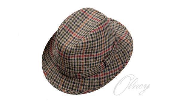 Olney Rutland Assorted Tweed Down Brim Hat