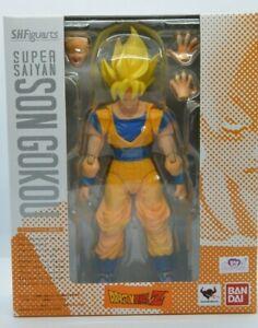 S-H-Figuarts-Son-Goku-Gokou-Super-Saiyan-DBZ-Figurine-Bandai-Tamashii-Figure