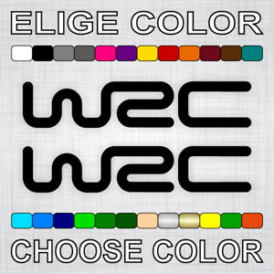 PEGATINAS-WRC-X2-vinilos-coche-autocollant-aufkleber-adesivi-sticker-auto-decal