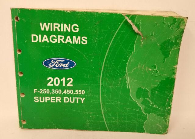 Oem 2012 Ford F