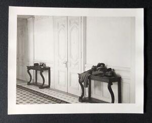 Erich Salomon, la Germania sta negoziando con la Francia, 1932, fotografia, 2001