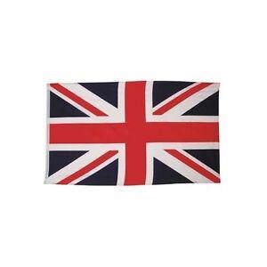 Fahne Großbritannien Polyester Gr. 90 x 150 cm, mit Verstärkungsba<wbr/>nd