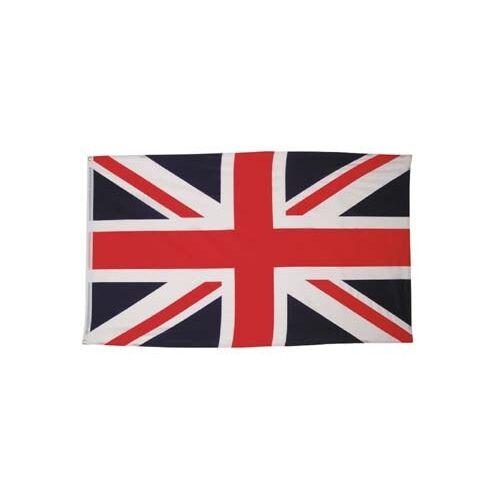 Fahne Großbritannien Polyester Gr. 90 x 150 cm, mit Verstärkungsband
