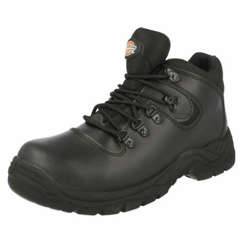 Bt' hommes 'Hiker Chaussures noires sᄄᆭcuritᄄᆭ Fury de Dickies Ss pour ZuPkXOi