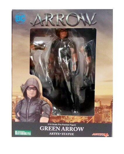 Kotobukiya ARTFX + DC CW Show  TV vert Arrow 1 10 Scale Statue Brand nouveau N main  branché