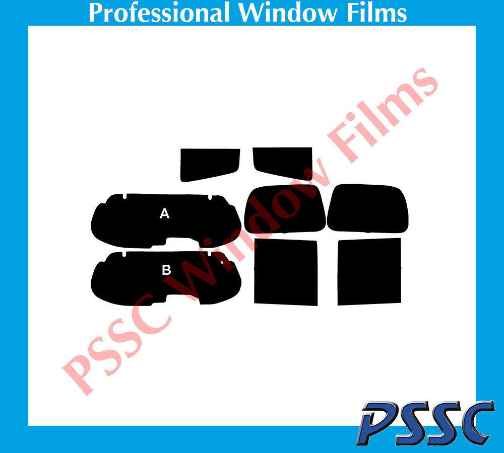 PSSC Pre Cut Rear Car Window Films - for Nissan Pathfinder 2005 to 2016