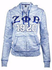 Zeta Phi Beta Sweatshirt Hoodie Ebay