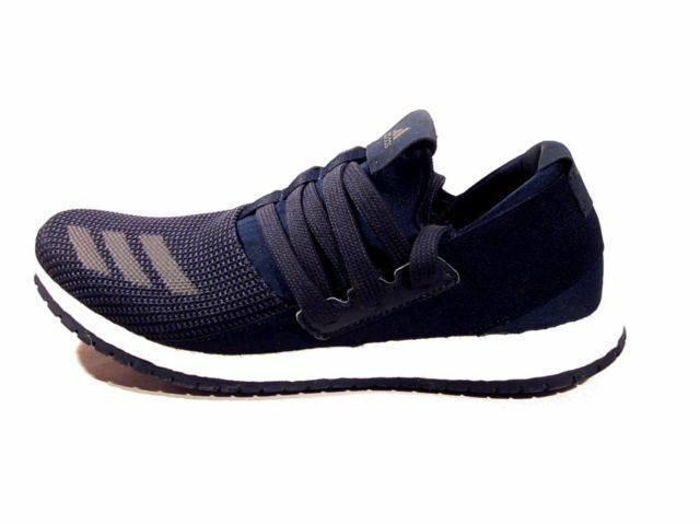 Adidas Pureboost Navy Correr Zapatillas Sneakers Zapatos Azul Marino Reino 6 Unido 5 & 6 Reino 5a7264