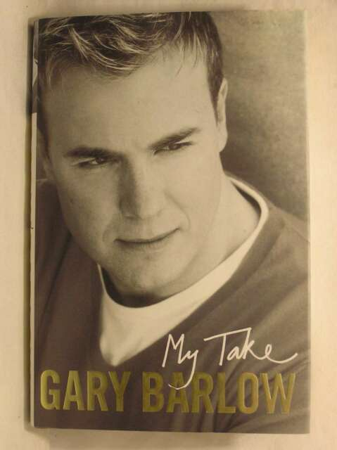 My Take, Gary Barlow, Excellent Book