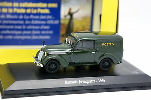 Norev-Presse-1-43-Renault-Juvaquatre-Postes-1946