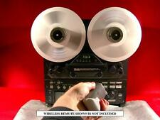 """TEAC X-2000R (7""""& 10.5"""") REEL TO REEL TAPE DECK RECORDER / SERVICED & GUARANTEED"""