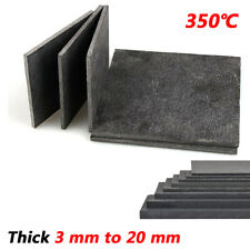 Black Fibreglass Insulation Board Heat Shield Plates Composite Sheets For Pcba