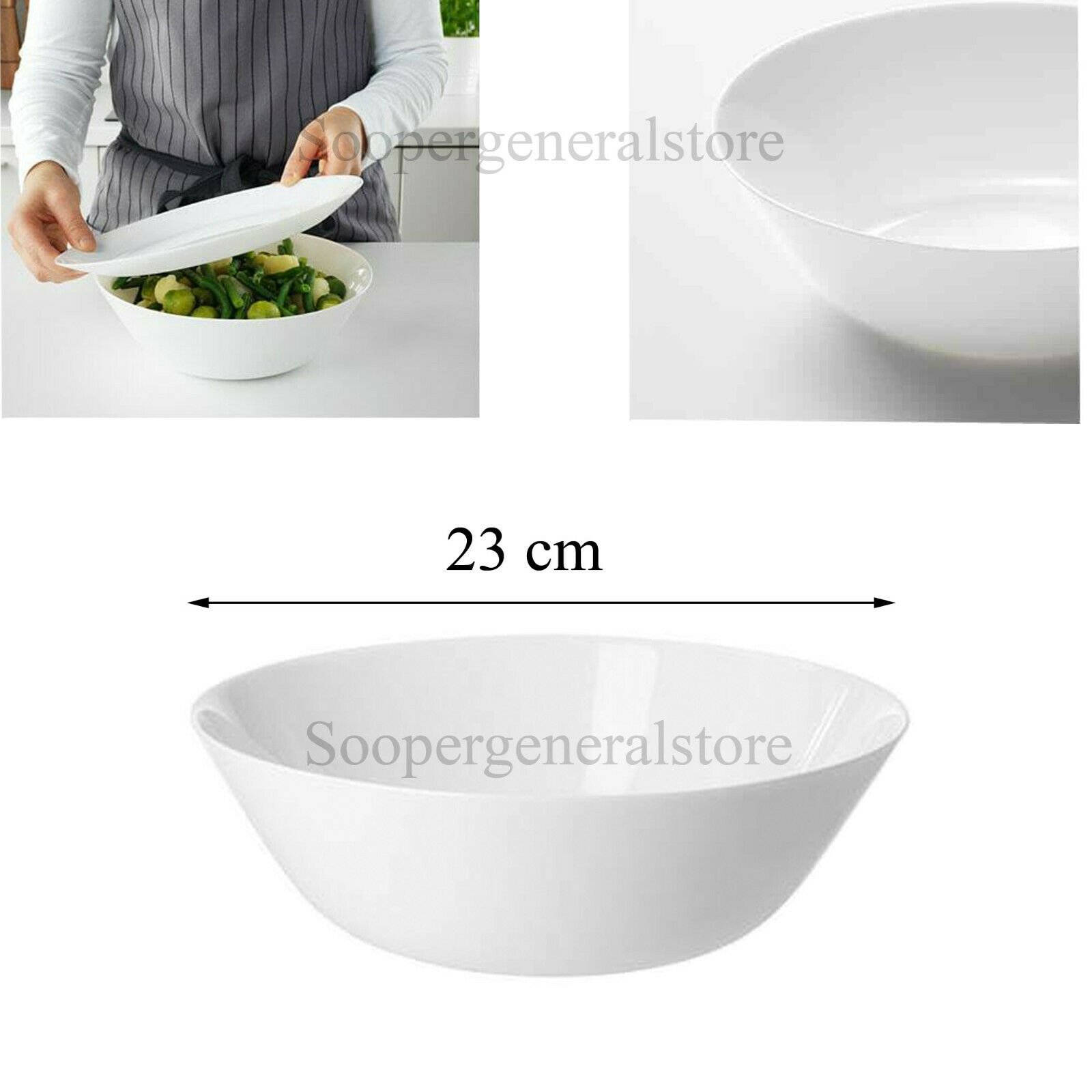 Fairmont Main Single 22cm Coupe Pasta Bowl Dish Serving Script Porcelain For Sale Ebay