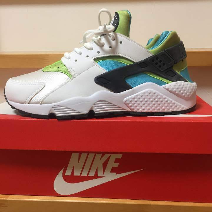 NIKE WMNS HUARACHE courir from japan (194