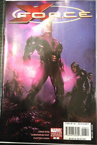 X-FORCE-VOL-3-6-NM-1st-imprime-Marvel-BANDE-DESSINEE