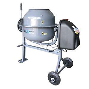 Switzer-250-W-70-L-tambour-electrique-portable-beton-de-ciment-melangeur-mortier-platre