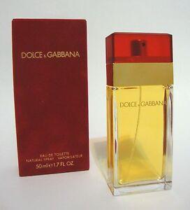 f851f48abb4f0 DOLCE   GABBANA RED BOX WOMEN PERFUME EDT 1.7 OZ SPRAY 50ML ORIGINAL ...