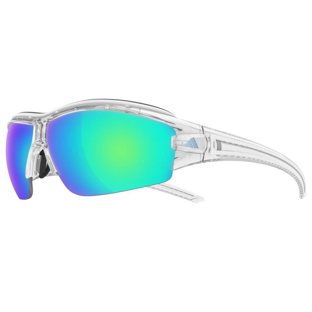 Adidas a181 6098 Evil Eye Halfrim Pro Sonnenbrille Ski Laufen Radfahren Glasses Sport