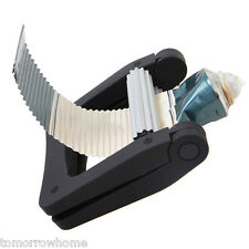 Portable Toothpaste Cosmetics Tube Squeezer Wringer Roller Crafts Home Universal