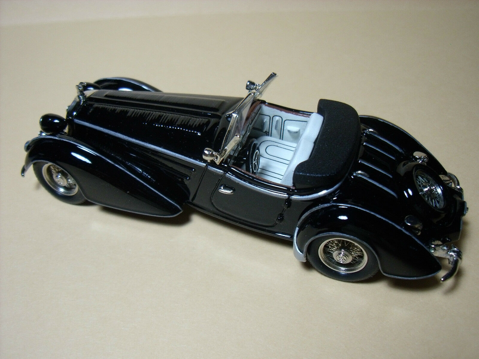 Horch 855 roadster 1938 Beste of show 1999 1 43 tin wizard