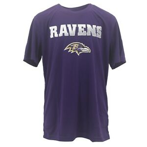 Baltimore-Ravens-Kids-Youth-Size-NFL-Official-Athletic-T-Shirt-New-With-Tags