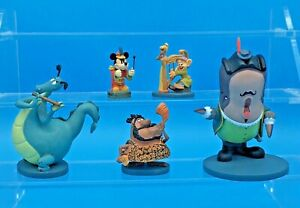 Disney Musical Moments Pewter Miniatures Disney Collectibles Mickey