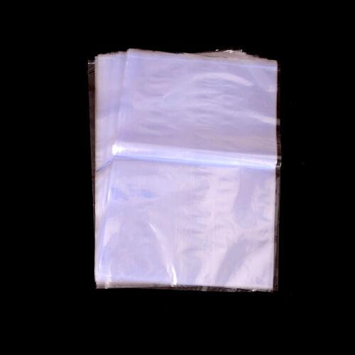 100x 16cm*24cm Heat Shrink Wrap Films Heating Seal Packaging Protectors Bags AB