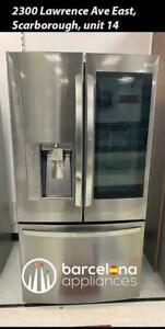 French Door Stainless Steel Fridges  from Only $899 Toronto (GTA) Preview