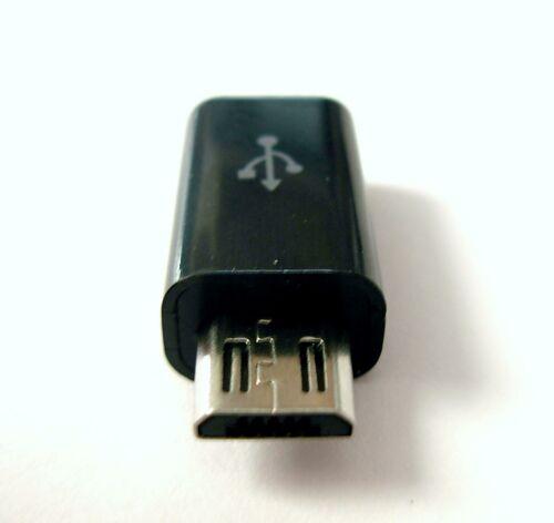 Connecteur à souder Micro USB 5 broches Box Boitier 3 pièces //Connector 5 pins