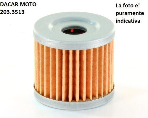 203.3513 Filtro de Aceite en Papel Polini Suzuki Burgman 400 K8/K9/ L0/L1/L2/