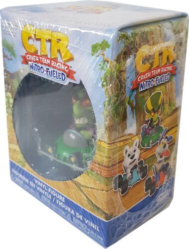 Crash Team Racing CTR FUNKO Mystery Mini Vinyl Figure Nitros Oxide Bandicoot