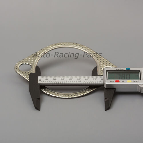 "Auspuff WOHNUNG DICHTUNG 3/"" für CATBACK Subaru IMPREZA WRX STI GT Turbo"