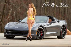 Nude corvette girls be. Between