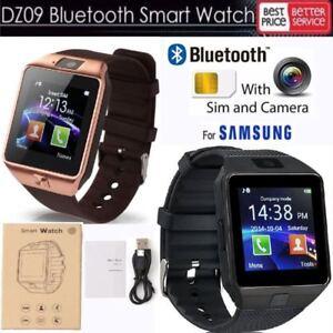 Kamera Mit Sim Karte.Dz09 Bluetooth Smart Watch Armbanduhr Mit Kamera Sim Karte