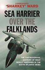 Sea Harrier Over The Falklands: A Maverick at War (Cassell Military Paperbacks),