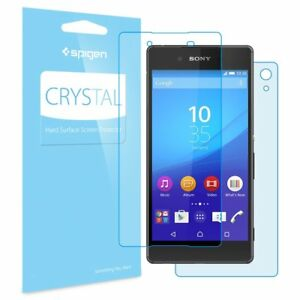 Spigen-Sony-Xperia-Z3-Screen-Protector-Crystal-2-1-Pack
