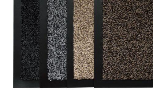 Cotton Machine Washable Non-Slip Barrier Entrance Floor Mat Door 50cmx80cm