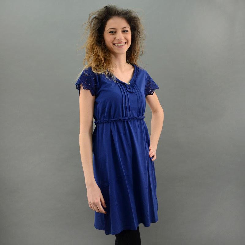 North Sails WOMEN'S DRESS COTTON Electric bluee mod. 2702-55