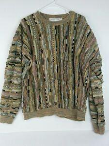 3d larga suéter manga Xxl hombre hombre Tamaño multicolor Enrico Italia EXqw4C1q